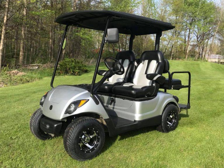 Titan Golf Car | Golf Cart Dealers Bay City MI