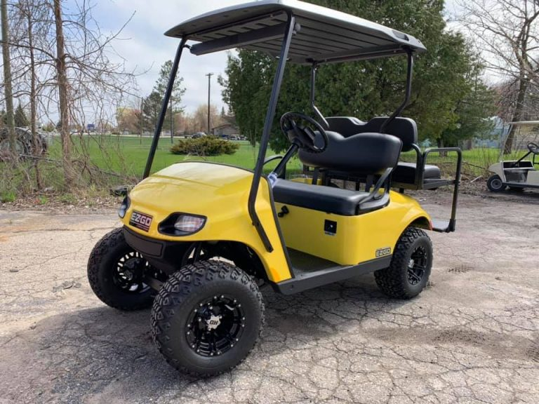 Golf Cars for Sale | Titan Golf Car
