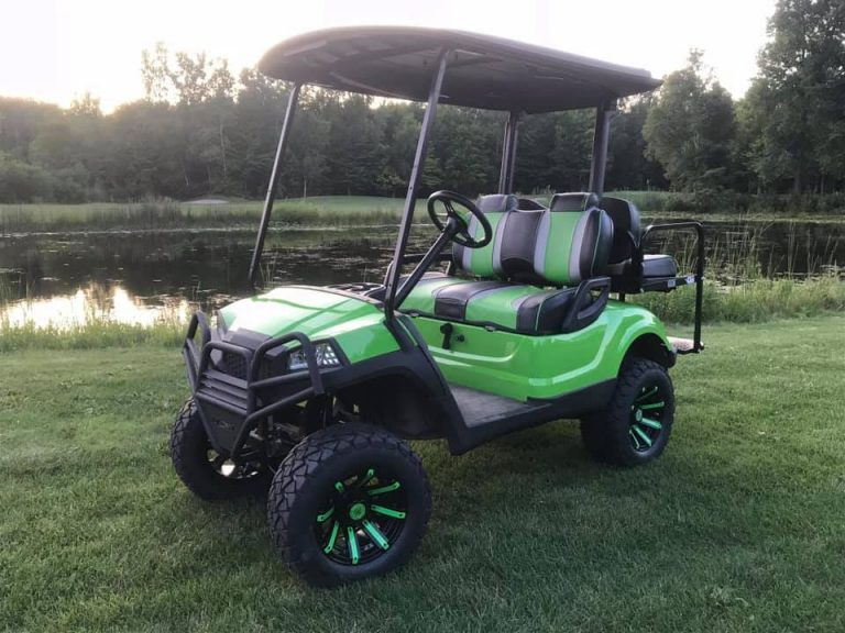 Titan Golf Car | Golf Cart Dealers Bay City MI